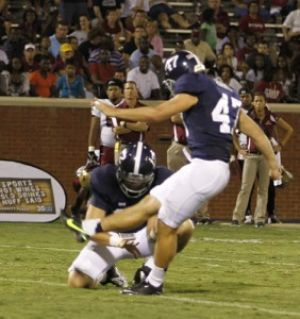 Eagle kicker makes the difference