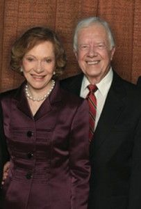 Rosalynn+and+Jimmy+Carter