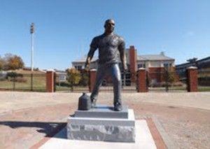 Photo courtesy of GSU Athletic Foundation