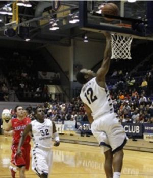 Struggling eagles look to upset Cougars