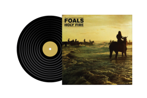 'Holy Fire' gives Foals a bigger sound