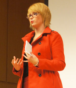 SDA brings personal insight to eating disorders
