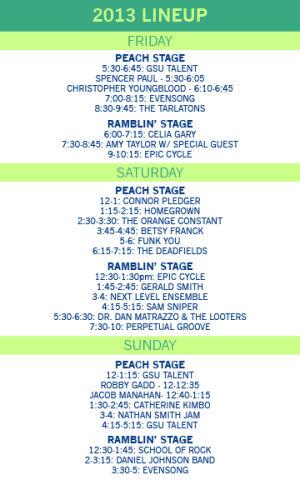 Statesboro+awaits+second+annual+Music+Fest