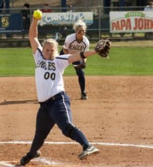 Eagles to close with Mountaineers