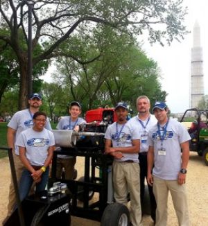 Engineering eagles win in D.C.