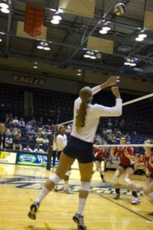 Volleyball: GSU wins ninth straight