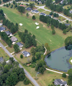 Georgia Southern University Golf Course at University Park is located off of Golf Club Road. The ribbon cutting for the new course takes place today at 3 p.m.Photo courtesy of: GSU Golf Course at University Park