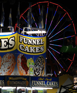 The Kiwanis-Ogeechee Fair is a part of the Georgia National Fair held in Perry, GA. The fair will be in Statesboro from Oct. 21- 26 and student night on Oct. 23.Photo by: Ryan Woodham