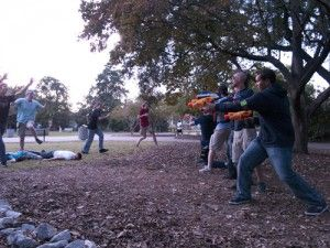 HvZ+in+collaboration+with+GSU%27s+Wellness+Center+are+organizing+the+Zombie+Run.Photo+by%3A+Brandon+Warnock