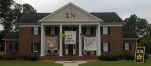 Photo courtesy of: Sigma Nu fraternity