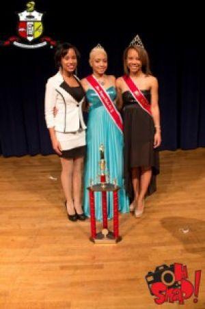 GSU sparkles with Kappa Alpha Psi pageant