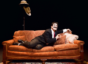 Five reasons why you should go see an Evening with Groucho: