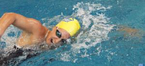 Swimming and Diving dominates Radford at home