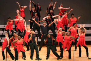 Ready or not: Adrenaline Show Choir takes over the PAC