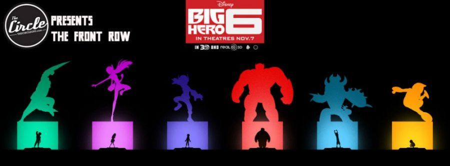 The Front Row- Big Hero 6