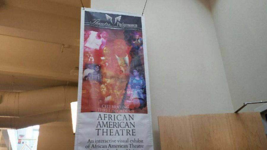 A journey through African American theater