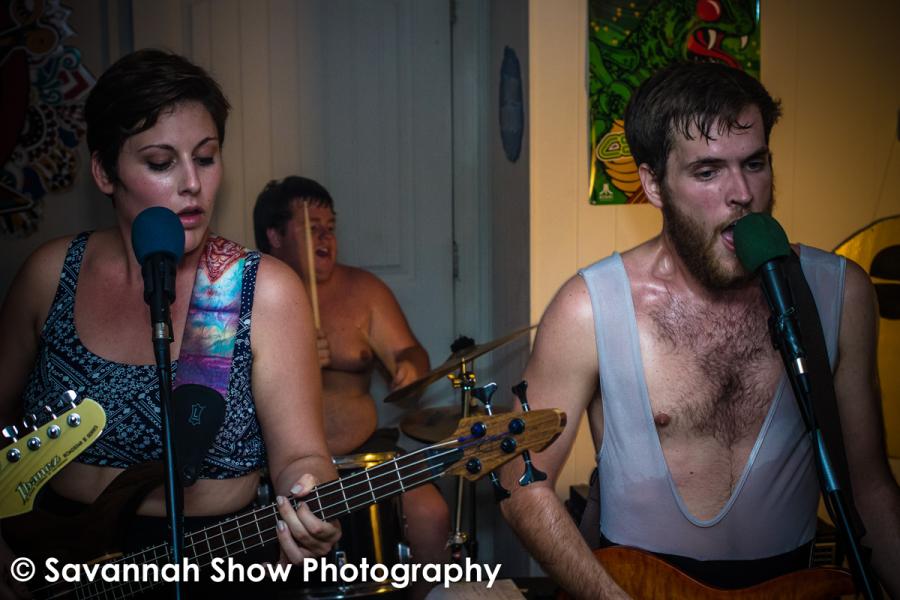 Behind the lens of Savannah show photography