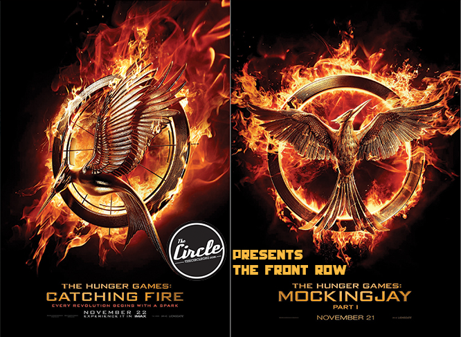 The Front Row- Hunger Games