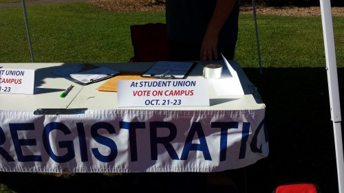 Theres still time to register for early voting!