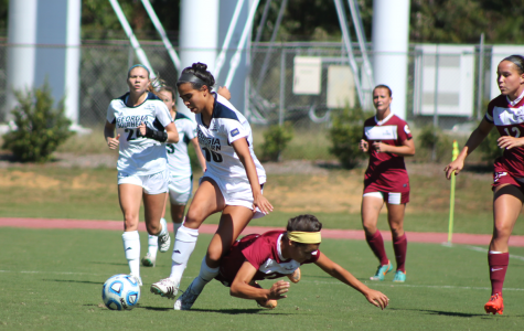 The Georgia Southern women's soccer team (9-3-1, 4-1-0) will travel to Mobile, Ala., to face Sun Belt opponent South Alabama (12-2-1, 4-0-1) this weekend.
