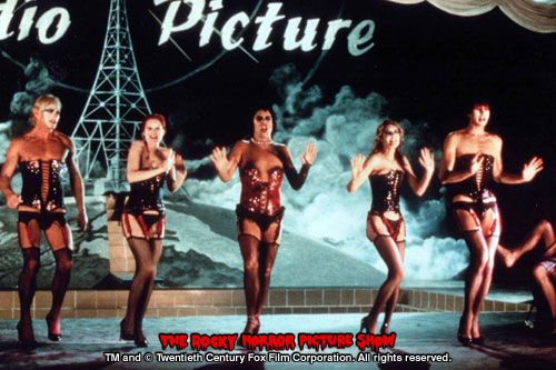 It's just a jump to the left: Rocky Horror Time Warps its way into the Boro.