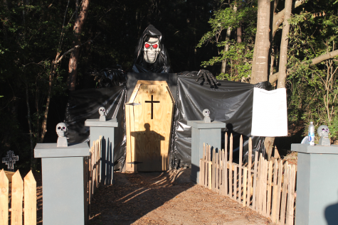 The Haunted Forest prepares for a new fright