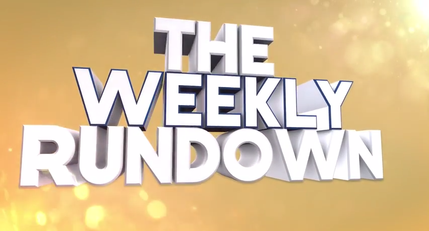 Weekly Rundown: November 14