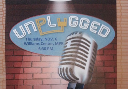 Unplugged is back