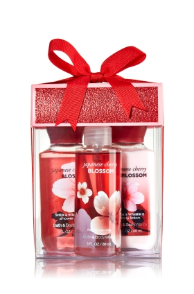 Bath and Body Works Gift Set. $15