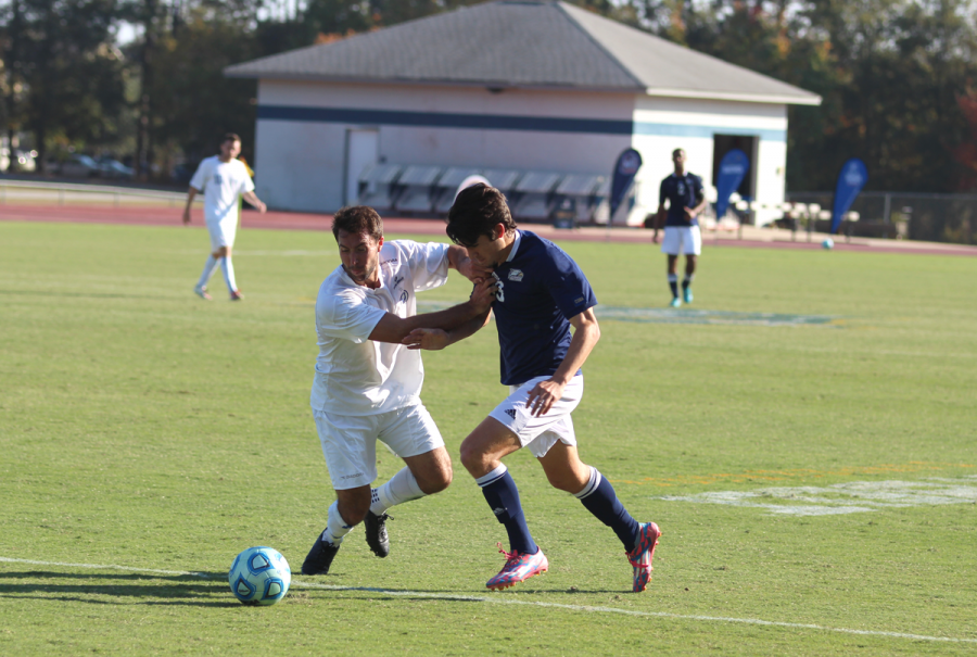 Men's soccer within inches of history in first Sun Belt season