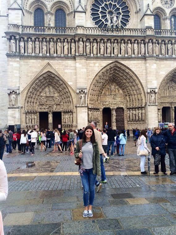 Study Abroad: From a Student's Perspective