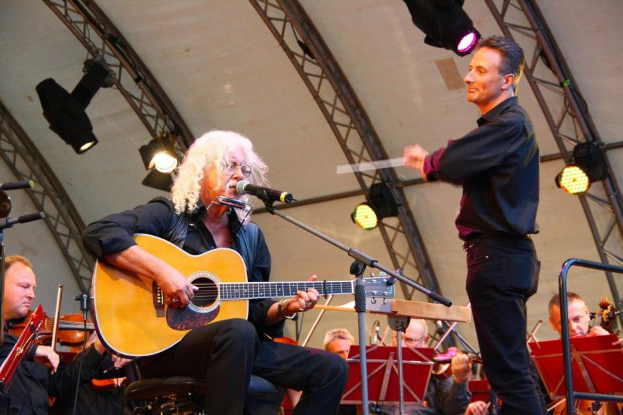 Arlo+Guthrie+To+Perform+Full+Set+At+PAC