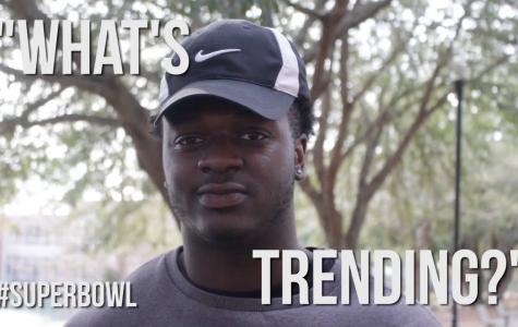 What's Trending?: #Superbowl