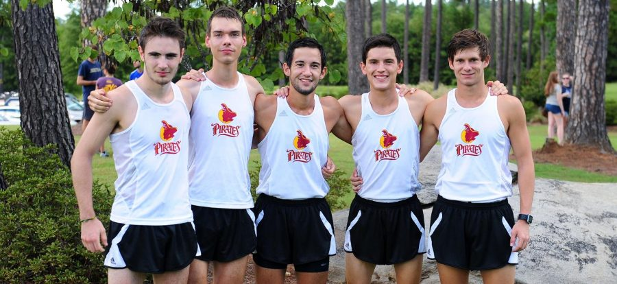 Armstrong cross country gains momentum