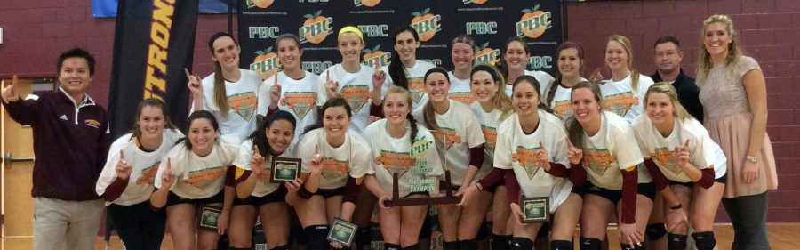Pirate Volleyball dominates PBC Tournament