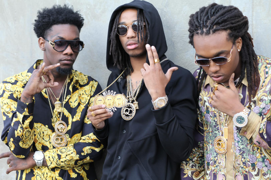 Student No. 1 pick Migos to perform at Spring Concert