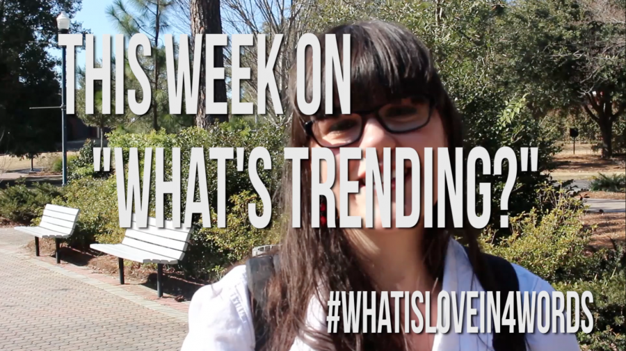 What's Trending?: #WhatIsLoveIn4Words