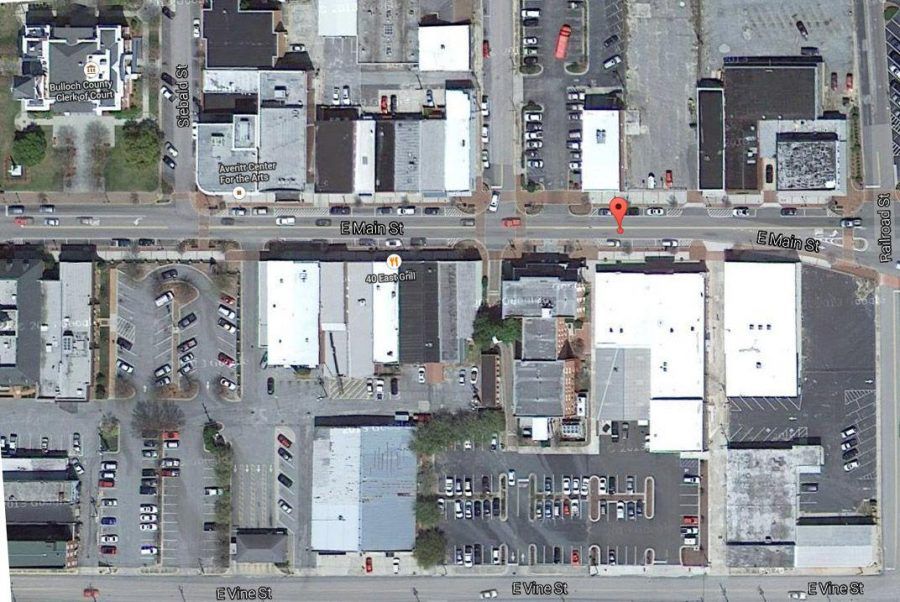 City Campus draws map for new South Main Enterprise Zone