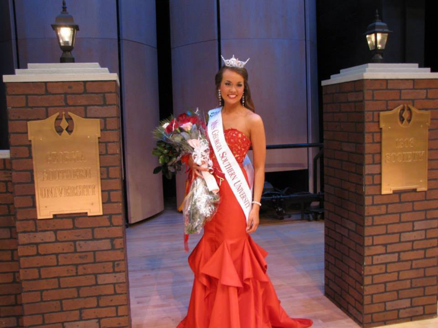 A profile of Miss Georgia Southern University