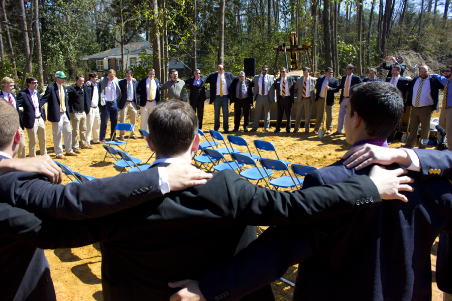 Delta Chi Breaks Ground on New Fraternity House
