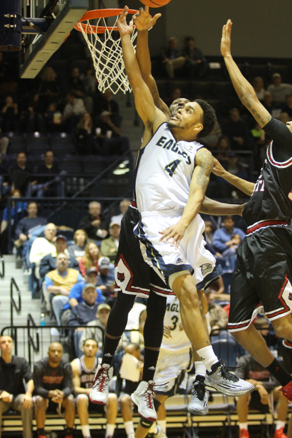 Conference update: Bright future for men's basketball