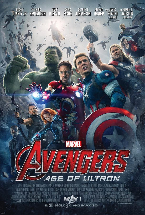 See The Avengers: Age of Ultron for FREE