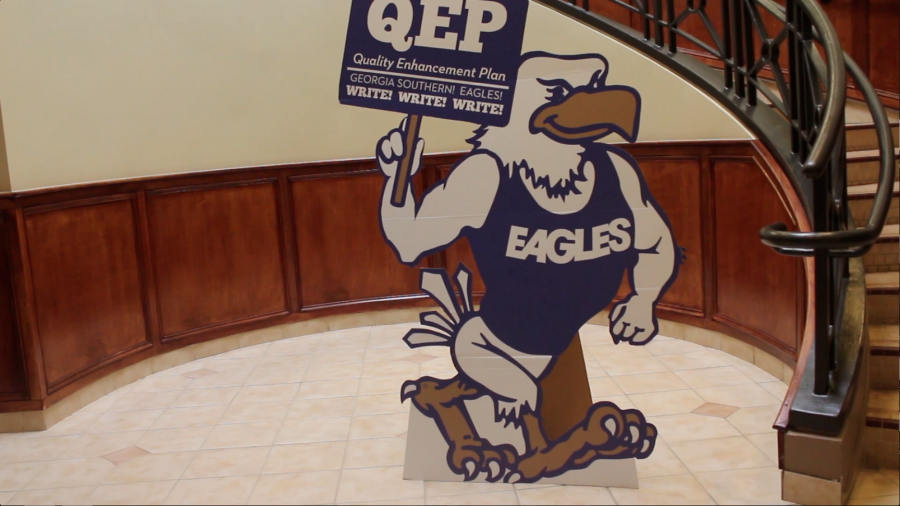 Quality Enhancement Program of 2015 at Georgia Southern