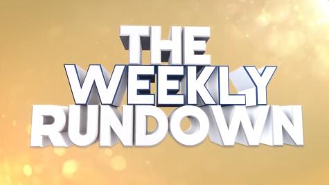 Weekly Rundown: April 3