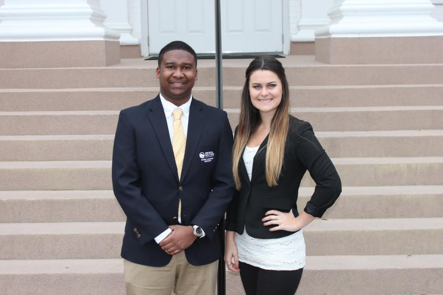 Q&A with upcoming SGA executives about plans for next year