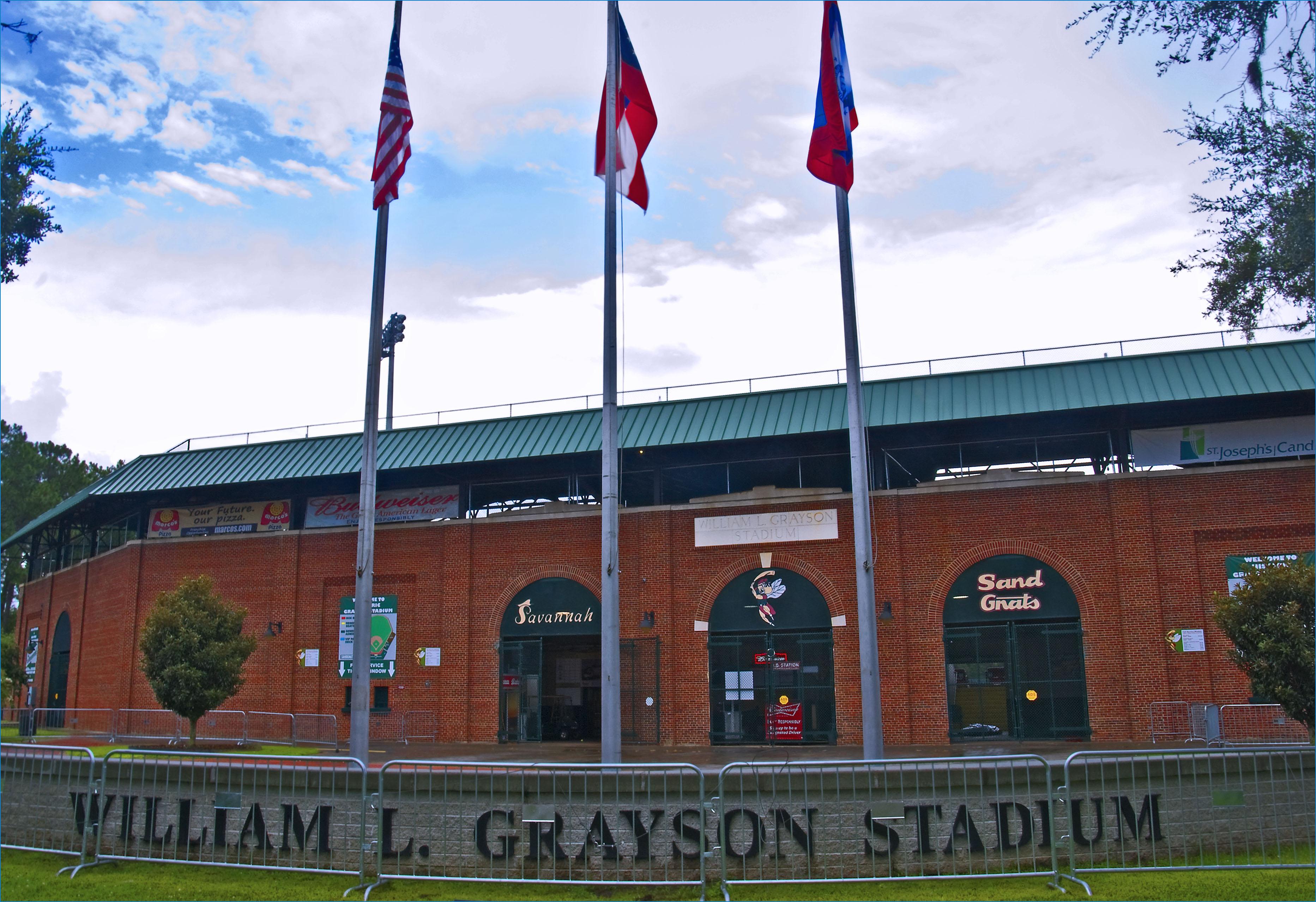 grayson stadium