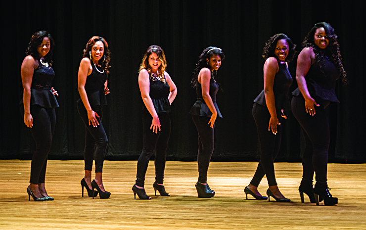 Collegiate 100 spreads excellence with 5th pageant