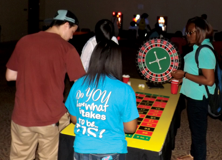 Armstrong Welcomes the Season With Spring Fling