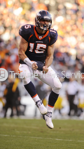 It's Tebow Time Once Again