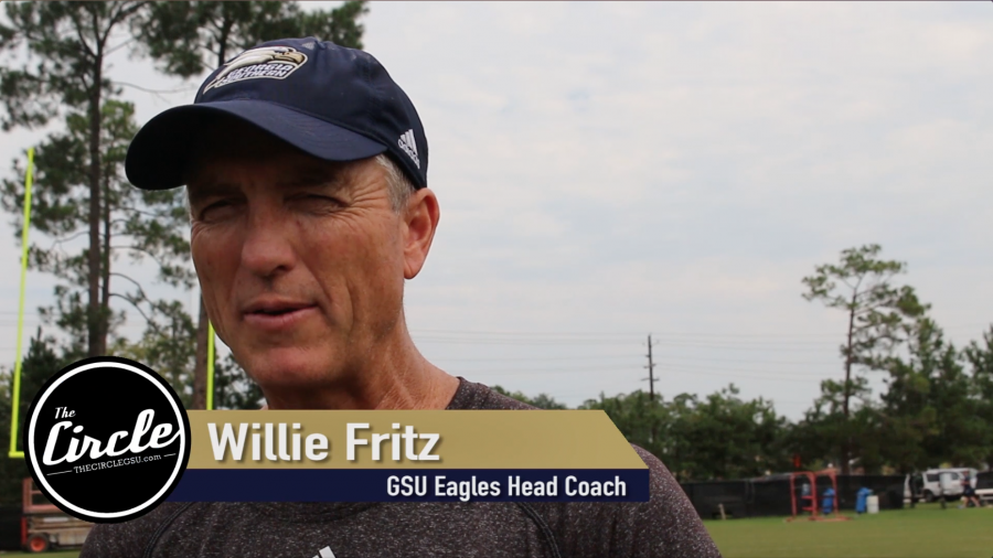 Preseason+Camp+Interview+with+Willie+Fritz